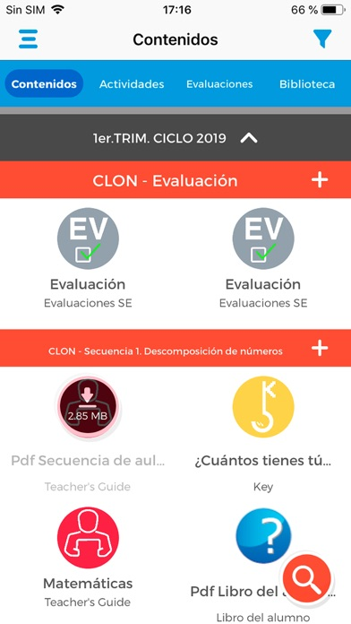 UNOi SmartPhone screenshot 3