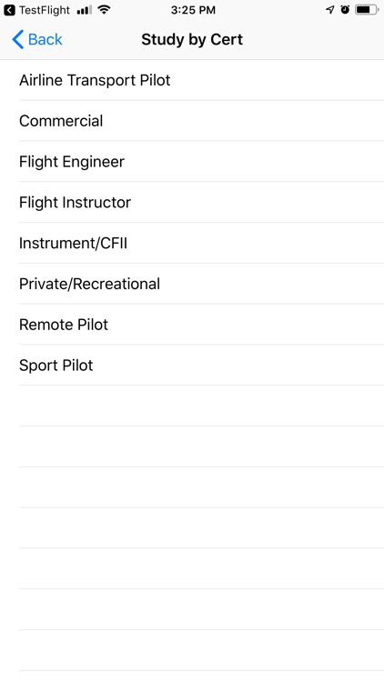 Sporty's FAR/AIM screenshot-3