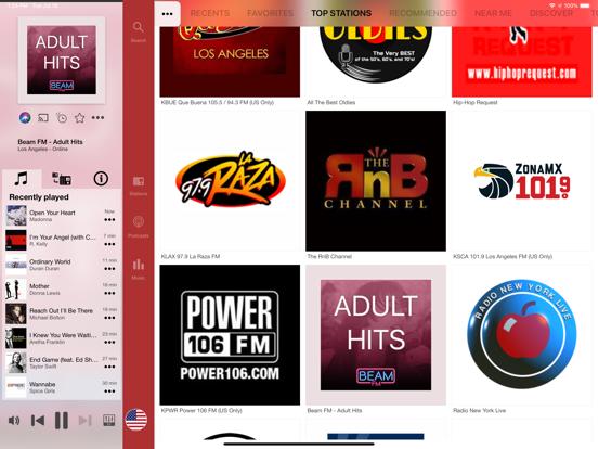 myTuner Radio screenshot