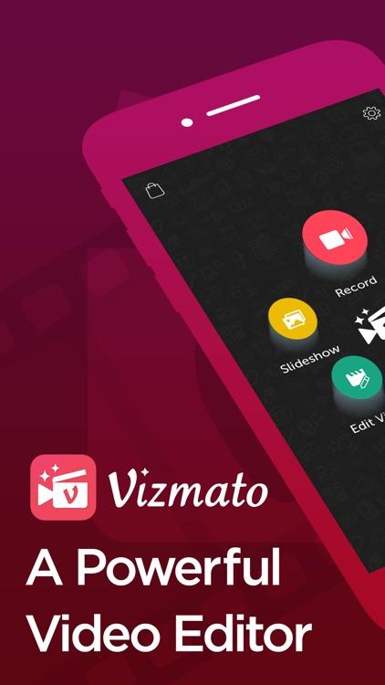 Vizmato: Video Editor & Filter screenshot-0