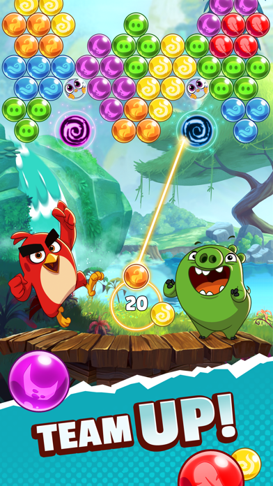 Angry Birds POP 2 screenshot 3