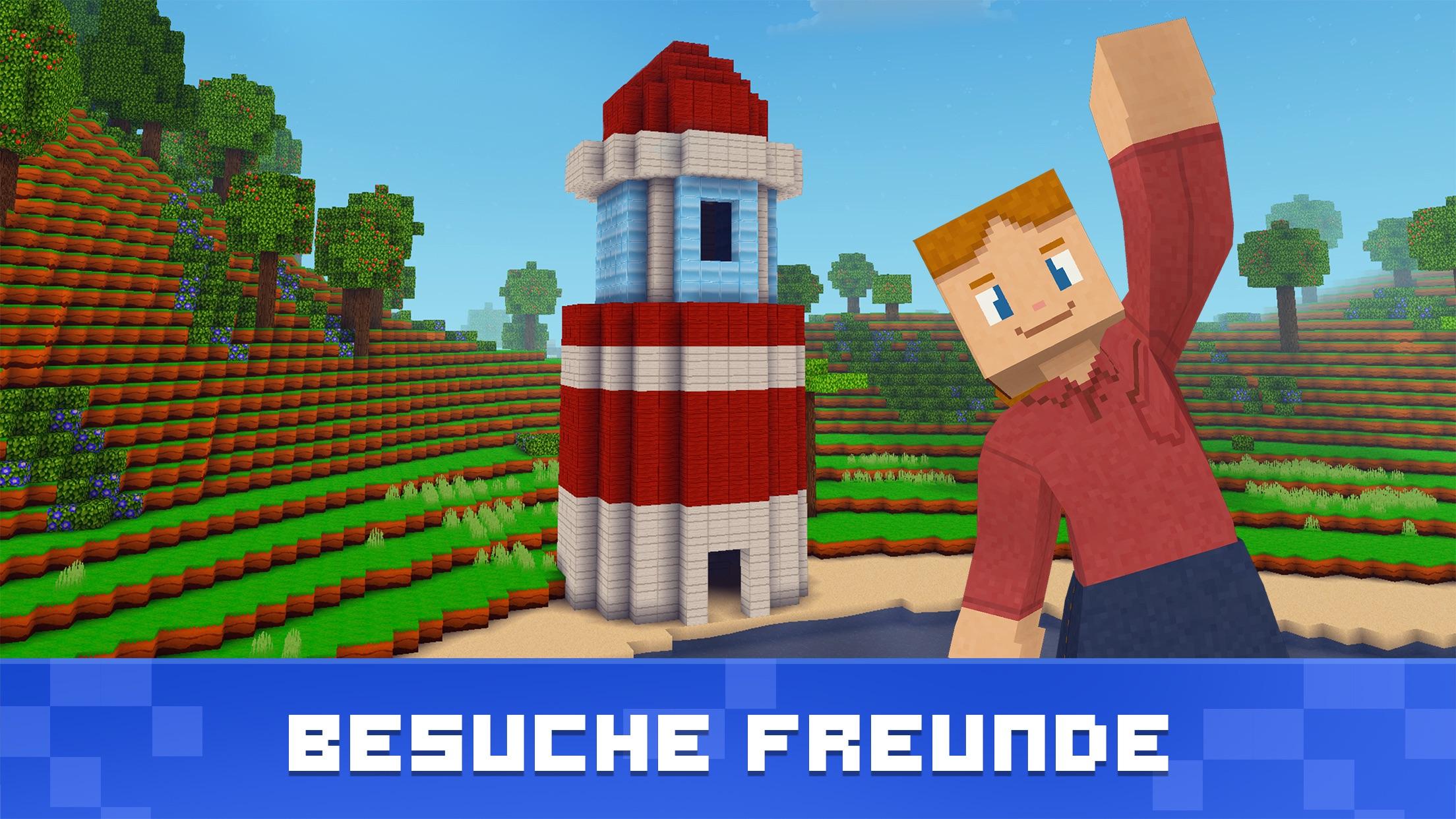Block Craft 3D: Besten Spiele Screenshot