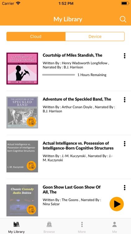 Audiobooks NZ screenshot-5