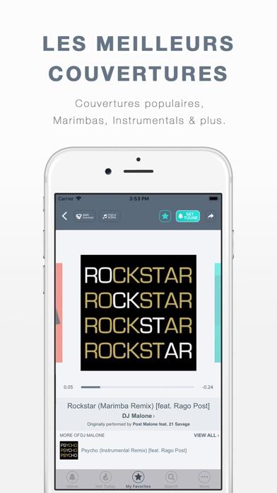 download TUUNES™ - Sonneries et Musique apps 4