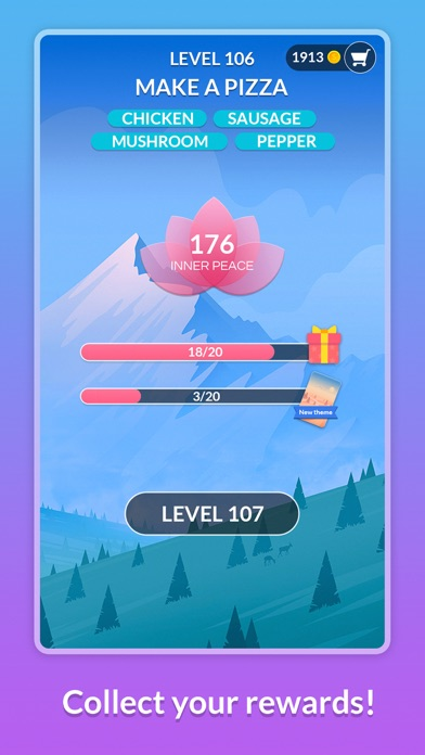 Word Serenity: Relaxing Games screenshot 4