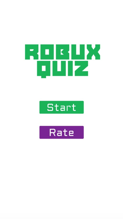 Robux For Robuxat Roblox quiz