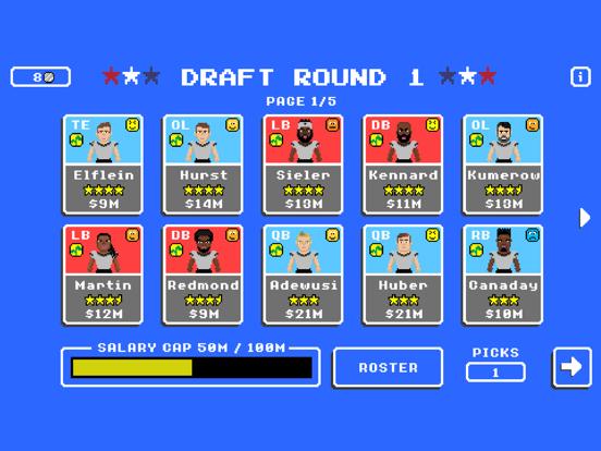 Retro Bowl screenshot 4