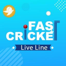 Fast Cricket Live Line