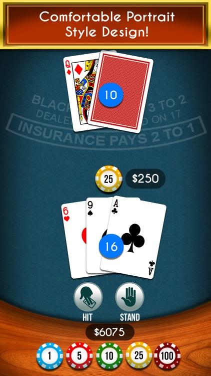 BlackJack 21 screenshot-3