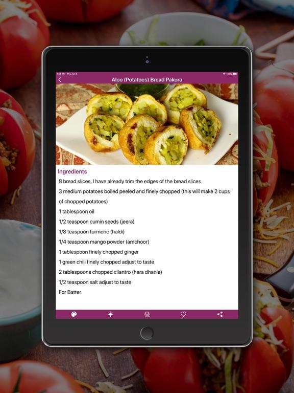 Snacks Recipes - English screenshot 6