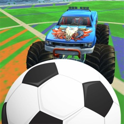 Monster Truck Soccer Cup 3D