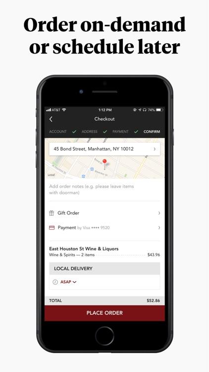 Minibar Delivery screenshot-4