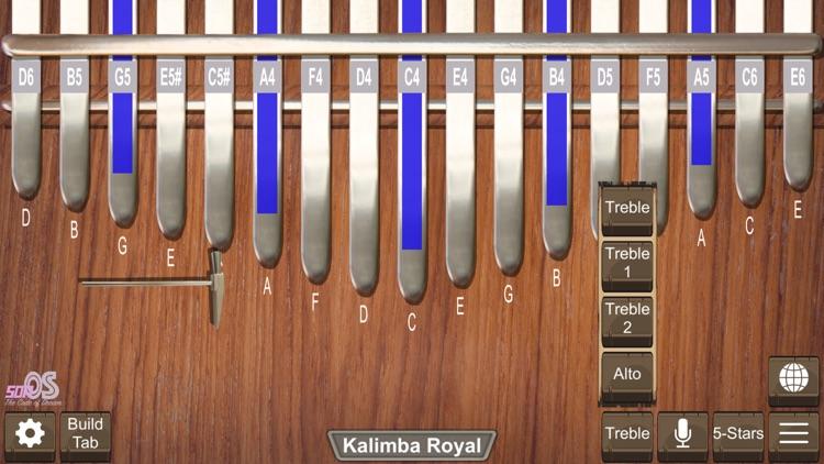 Kalimba Royal screenshot-7