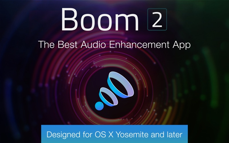 Boom2:Volume Boost & Equalizer DMG Cracked for Mac Free Download