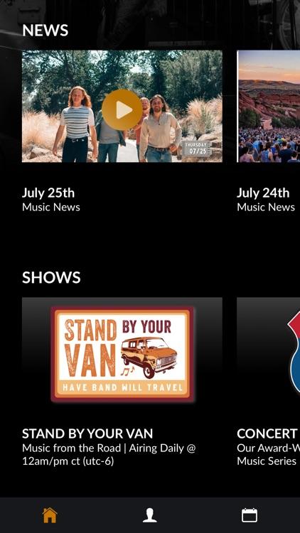 DittyTV - Americana Music TV screenshot-3