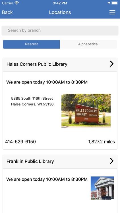 CountyCat Mobile App screenshot-3