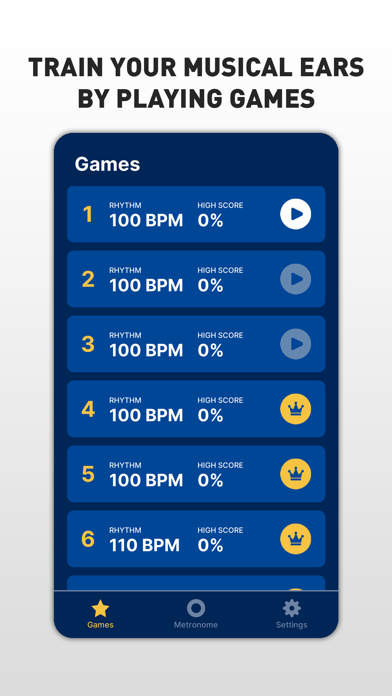 Metronome Max: Beat & Tempo screenshot 5