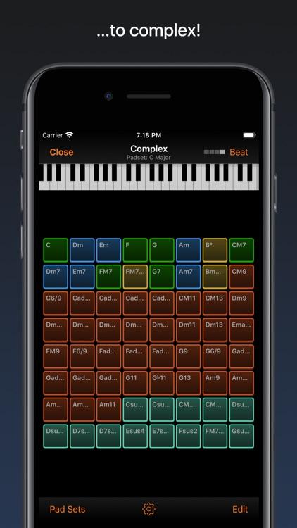 ChordPadX screenshot-5