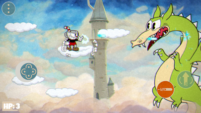 CUPHEAD MOBILE VERSION screenshot 14