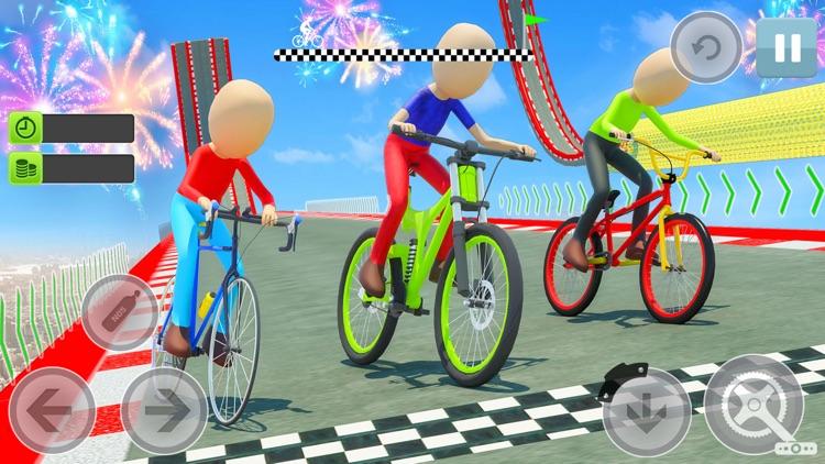 Freestyle DMBX Race