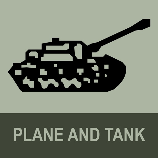 Plane and tank LCD Game