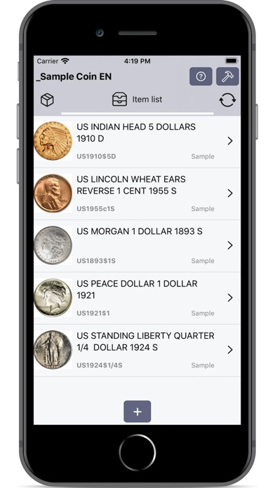 The Numismatist's Safe Screenshot
