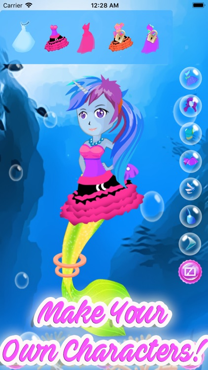 My Pony Monster Little Girls screenshot-0