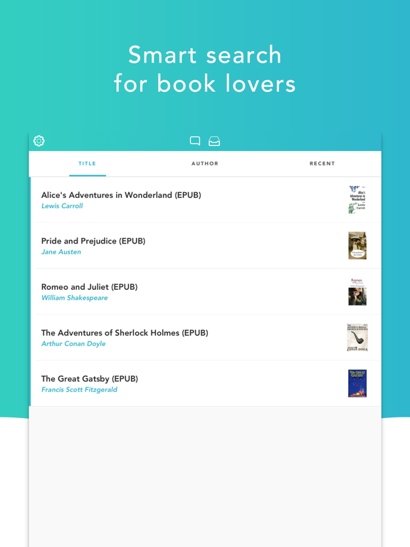 eBook Search Pro - Free Books for iBooks, Kindle, Nook, and more! screenshot