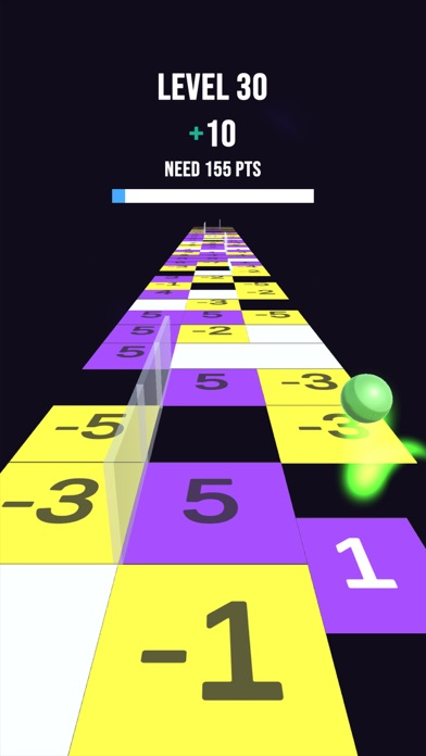 Number Tiles Jumper screenshot 7