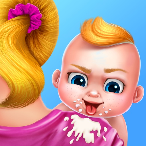 Babysitter First Day Mania iOS App