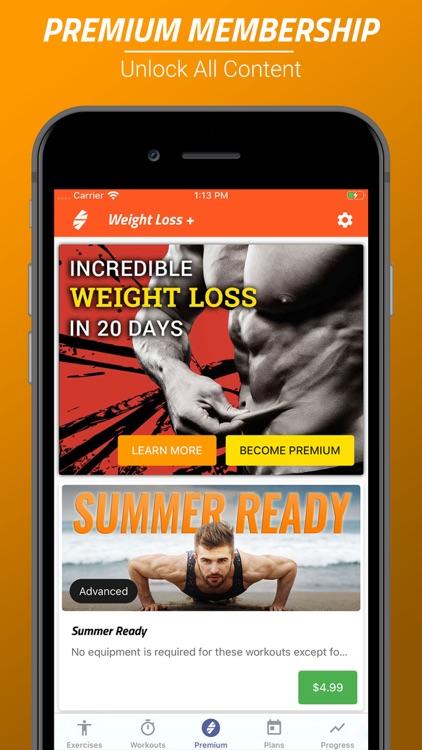 Weight Loss at Home - Pro screenshot-6