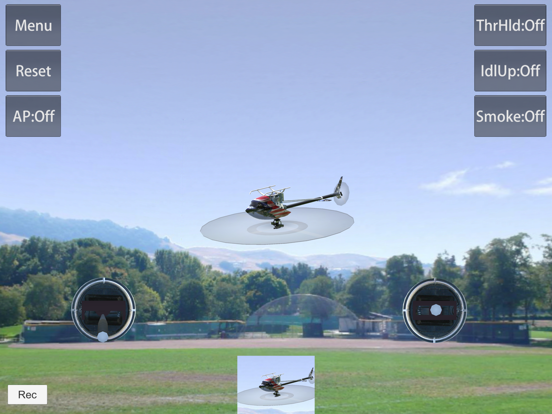 Absolute RC Heli Simulatorのおすすめ画像1