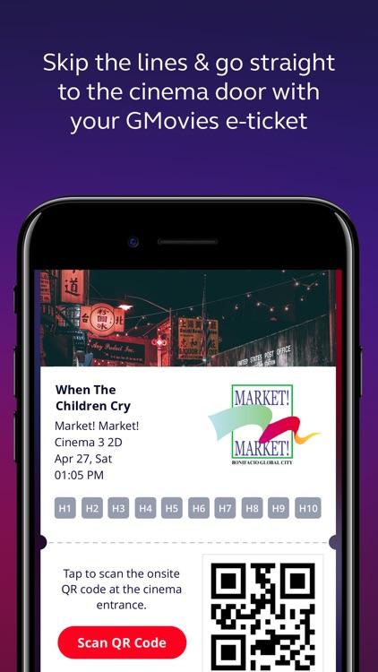 GMovies – Movie Ticketing App screenshot-6