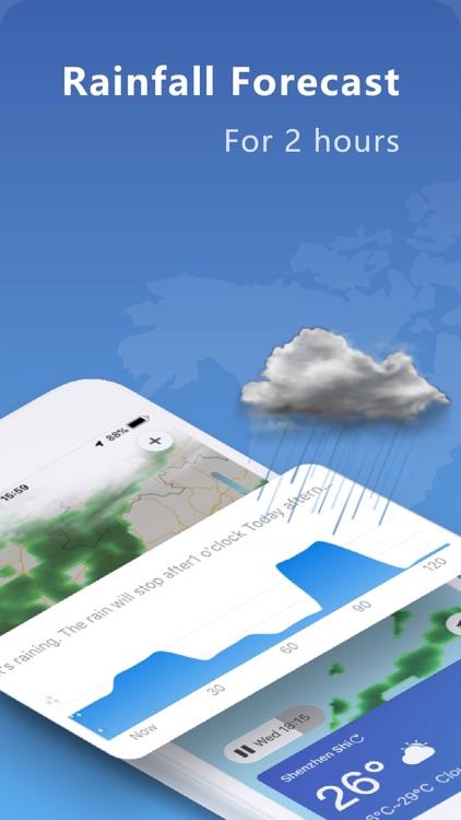 Weather Radar-Myradar