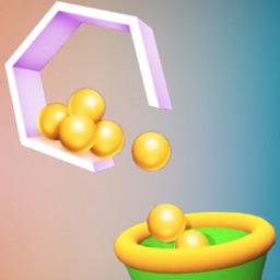 Color Balls 3D : Sand Puzzle