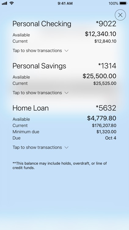 Home Savings Mobile Banking