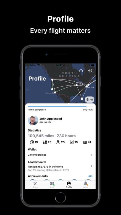App in the Air screenshot-5