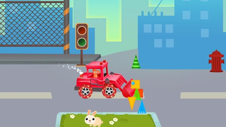 Construction Trucks Lite screenshot-4