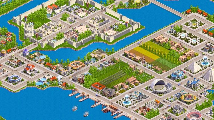 Designer City: Empire Edition screenshot-4