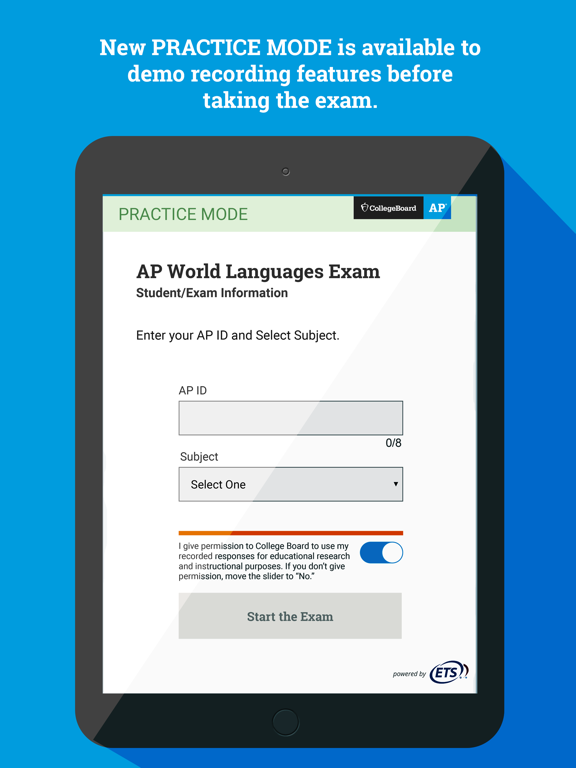 AP World Languages Exam App screenshot 8