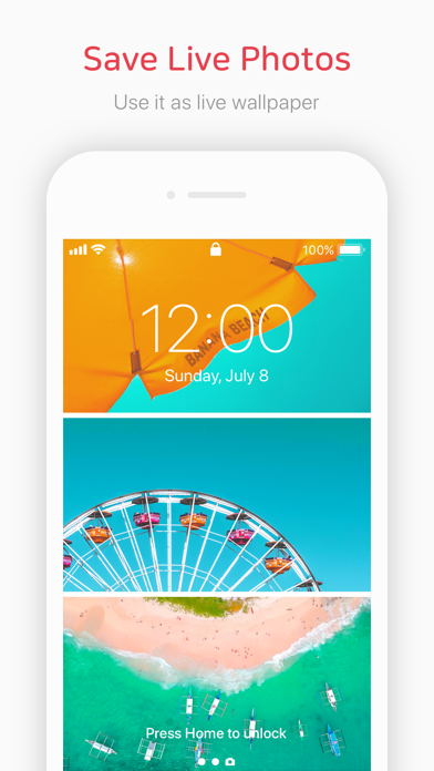intoLive - Live Wallpapers app image