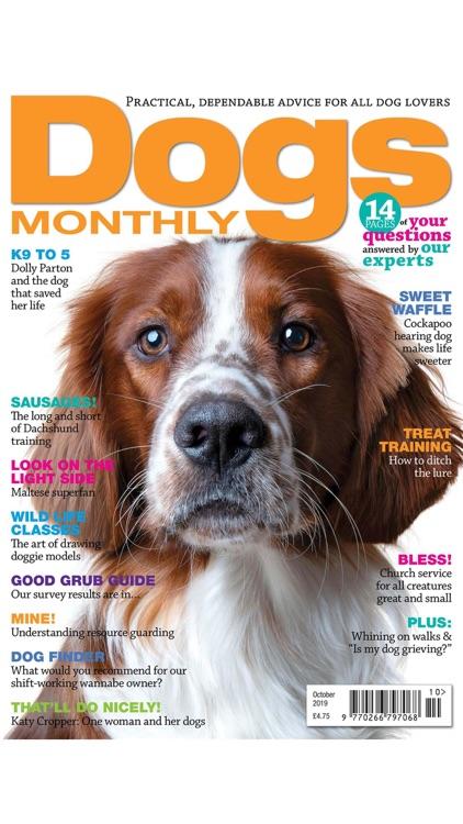 Dogs Monthly Magazine screenshot-5