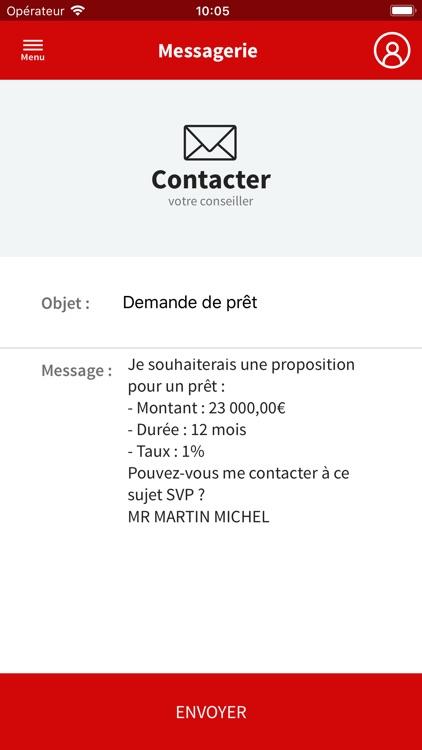 l'Appli BFC screenshot-4