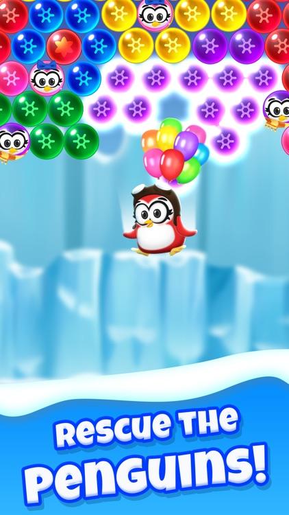 Frozen Pop - Bubble Shooter screenshot-5