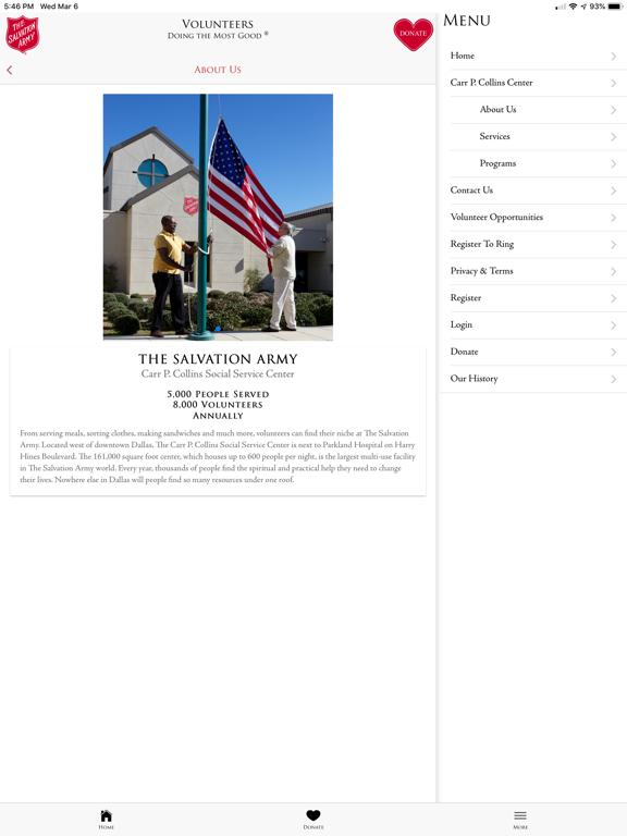 The Salvation Army - DFW screenshot 16