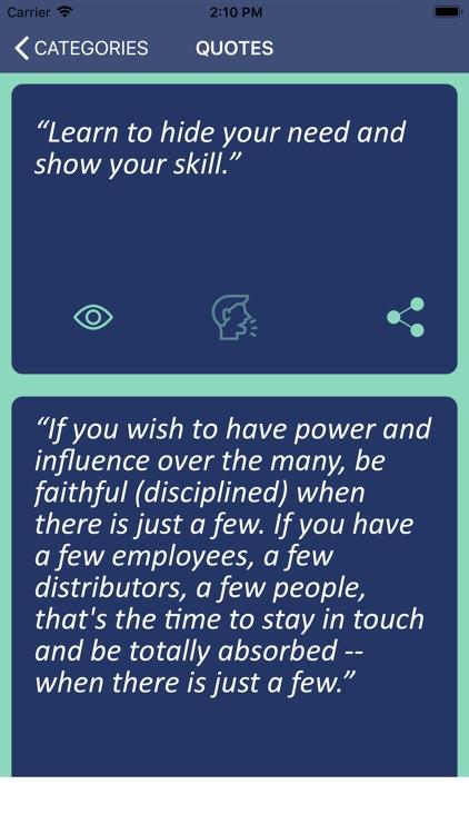 Jim Rohn's Wisdom