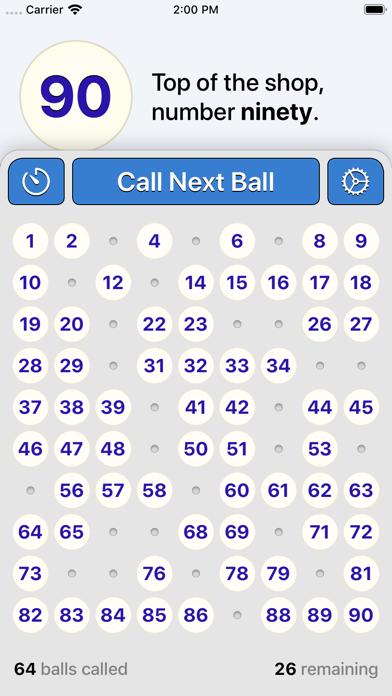 Bingo Machine - Number Callerのおすすめ画像4
