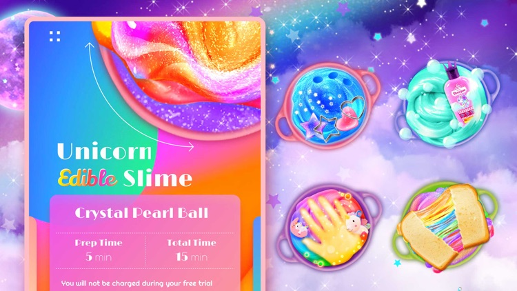 Unicorn Chef: Edible Slime screenshot-4