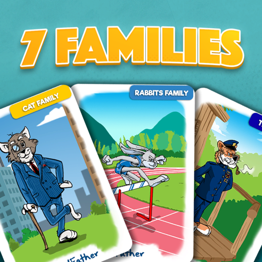 Happy Family - card game for Mac