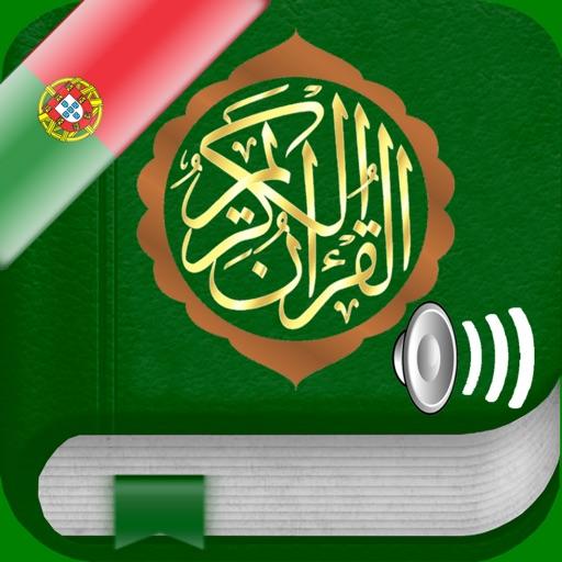 Quran Audio Pro in Portuguese